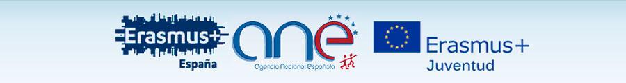 Banner del Programa Erasmus+ del Injuve